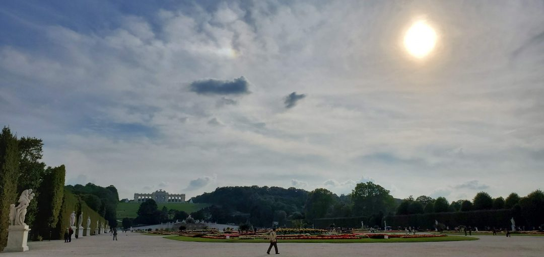 The Park and Gardens at Schönbrunn Palace
