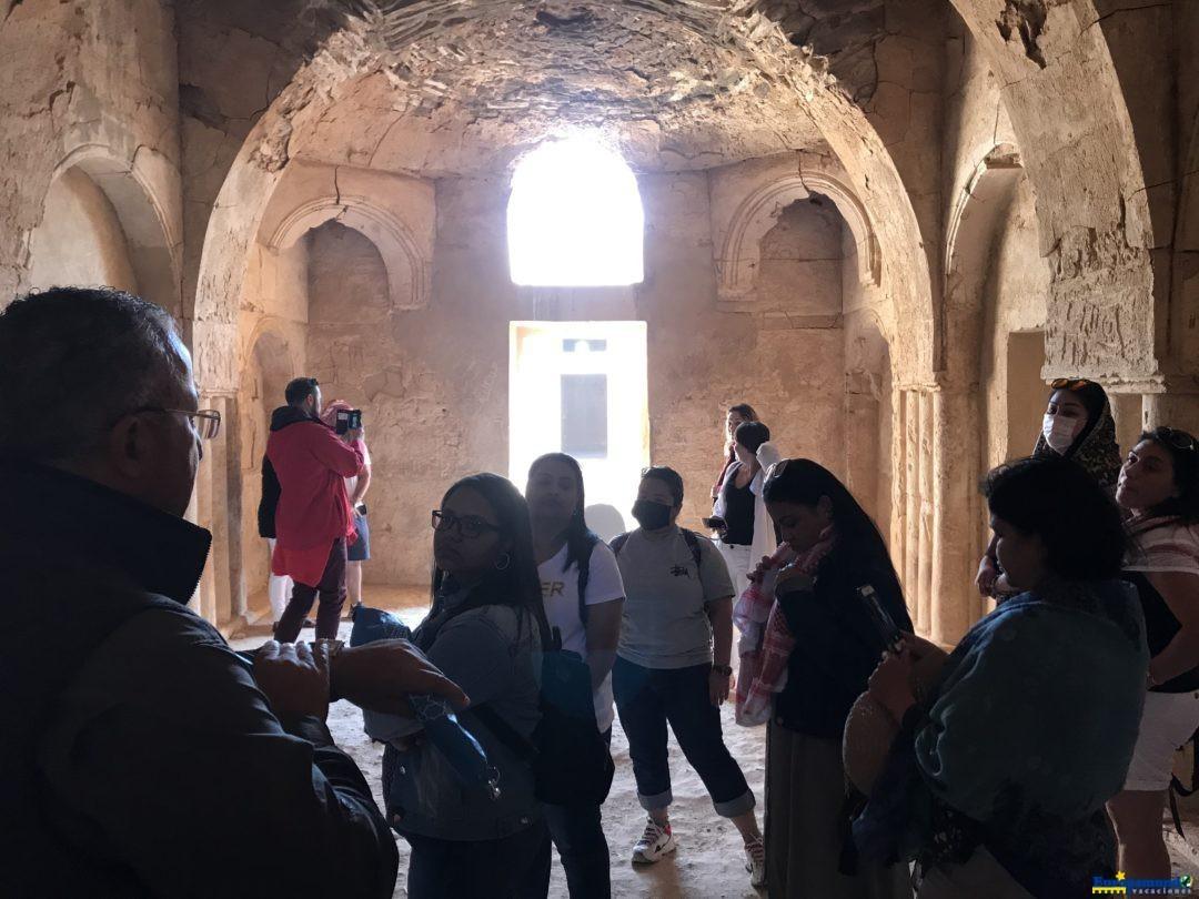 al-kharana castle with lovely dawood