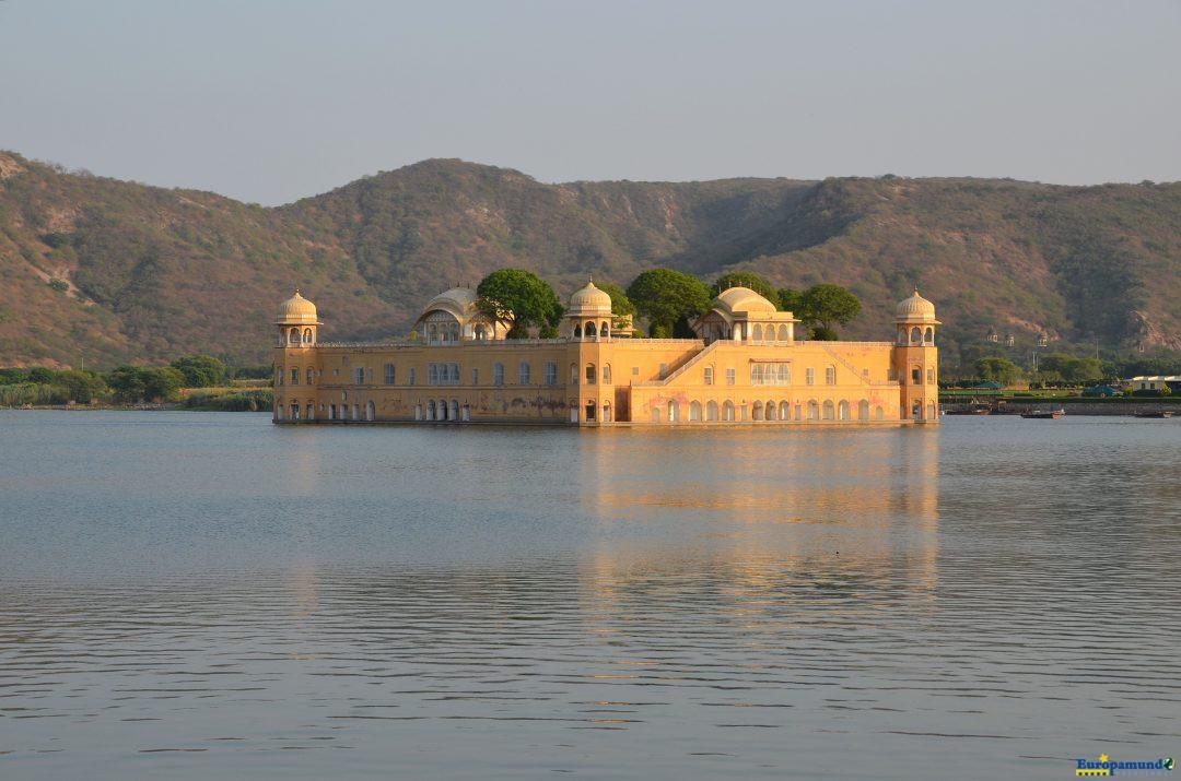 Castillo Jal Mahal