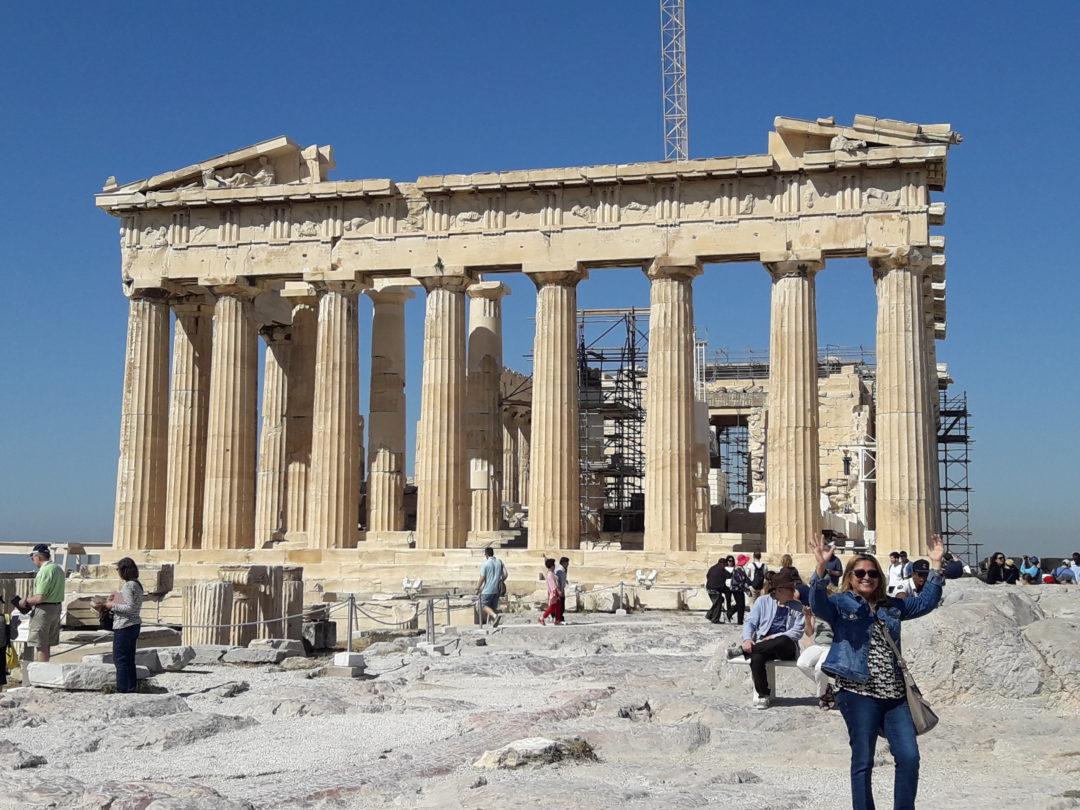 Acropolis de Athenas – Impressionante cidade arqueológica