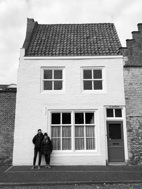 Casa Blanca en Middelburg