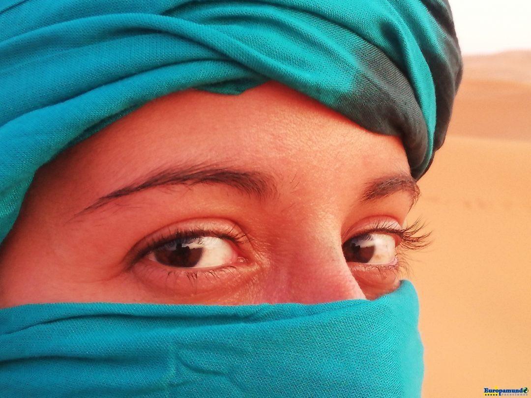 Los ojos son el espejo del alma!