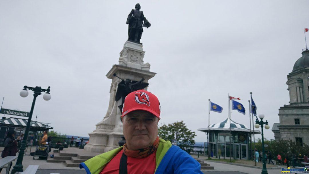Alexis en Quebec