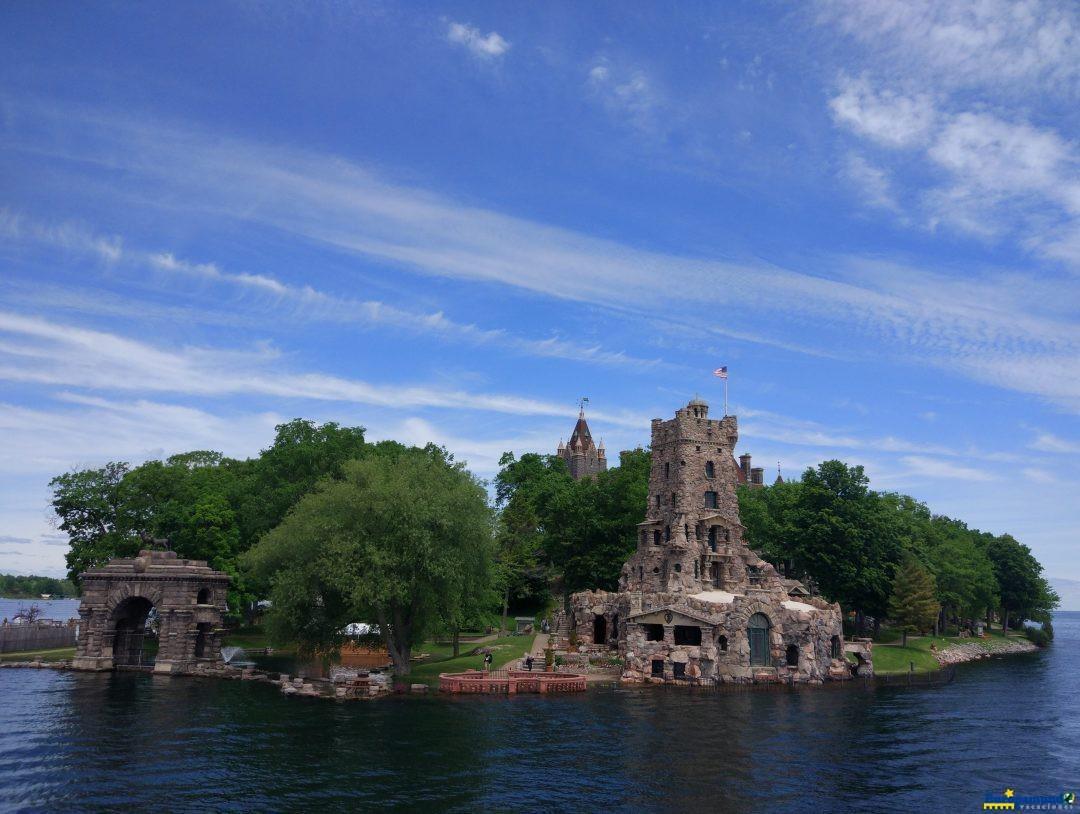 Mil islas crucero