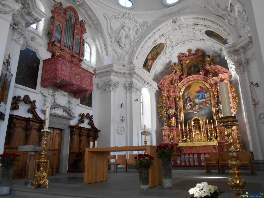 iglesia de Burglen