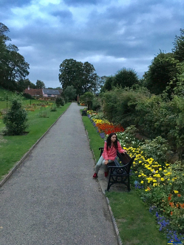 Jardines Castillo de Colchester