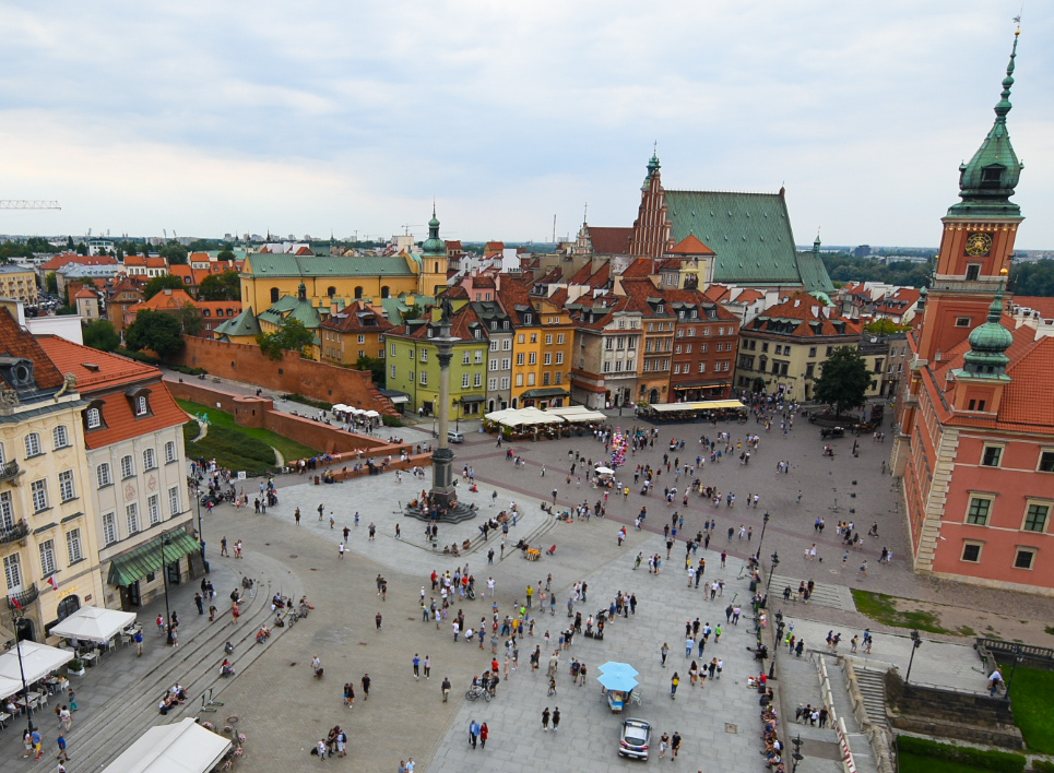 Panorámica del centro histórico