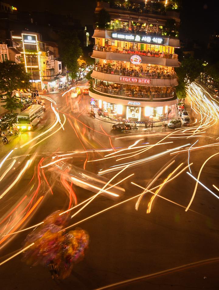 Hanoi nocturna