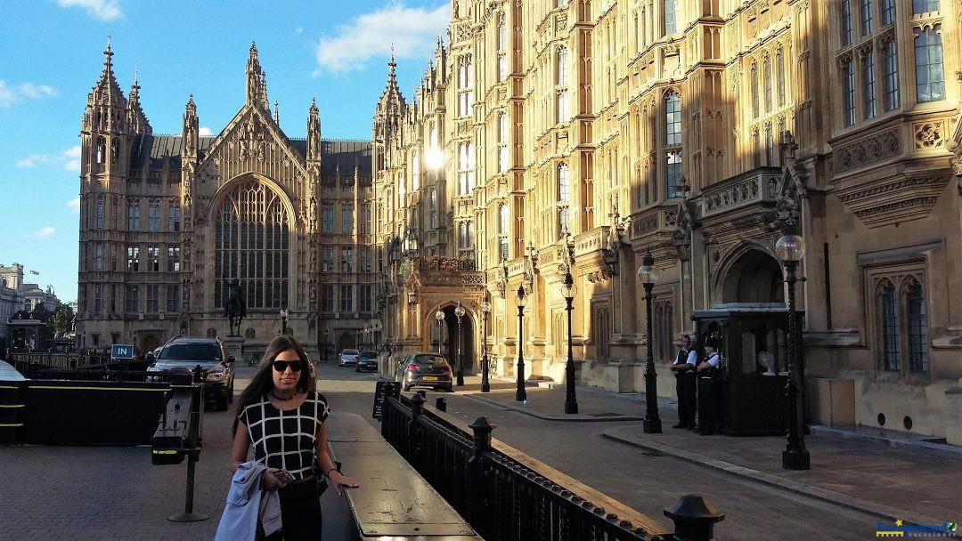 Palacio del Parlamento londinense