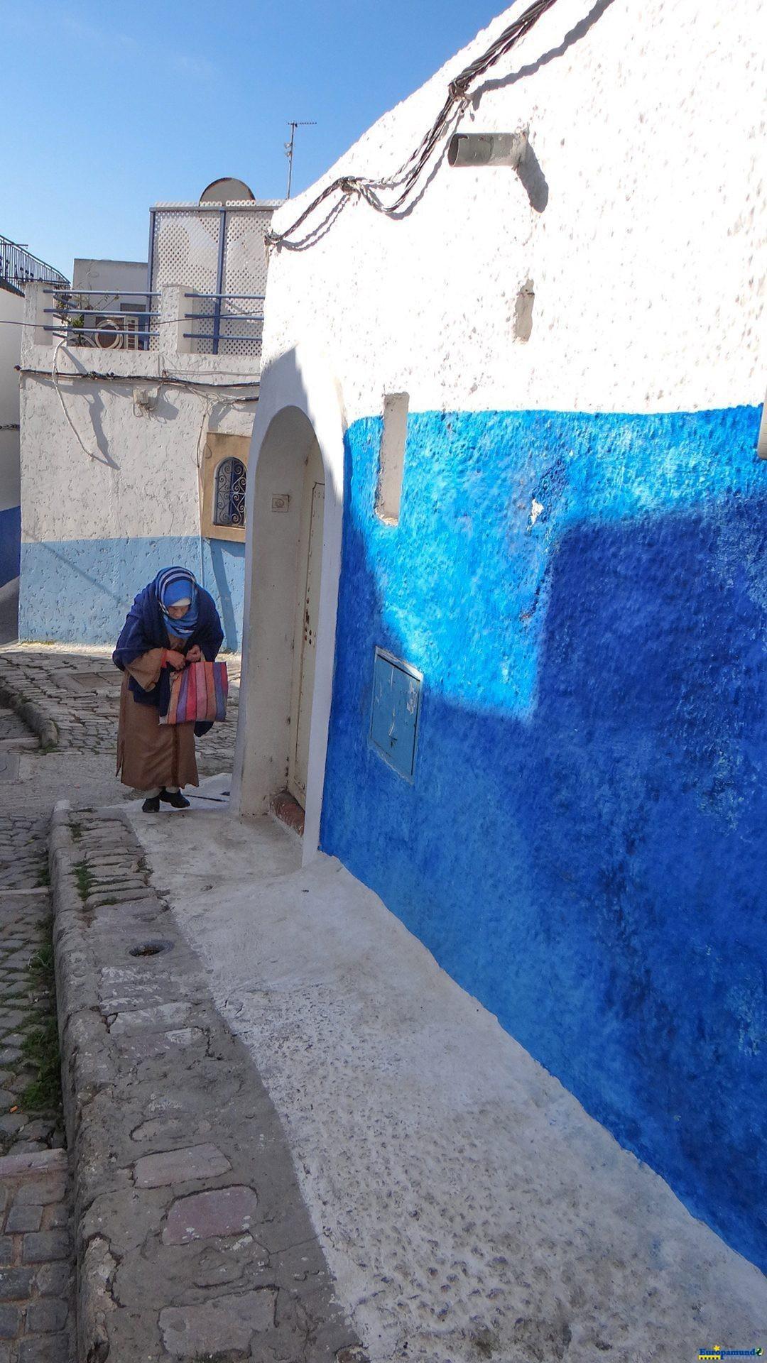 Asilah, MARRUECOS / Alicia Garello