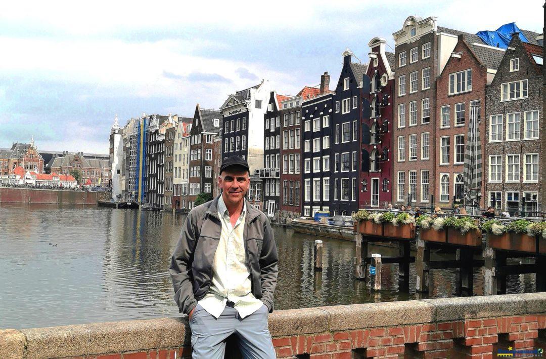 Recorriendo Amsterdam