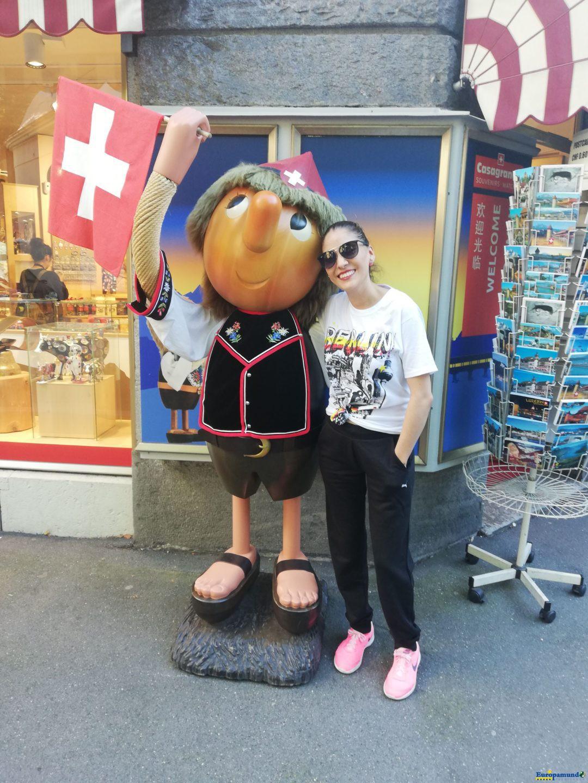 Siempre Suiza