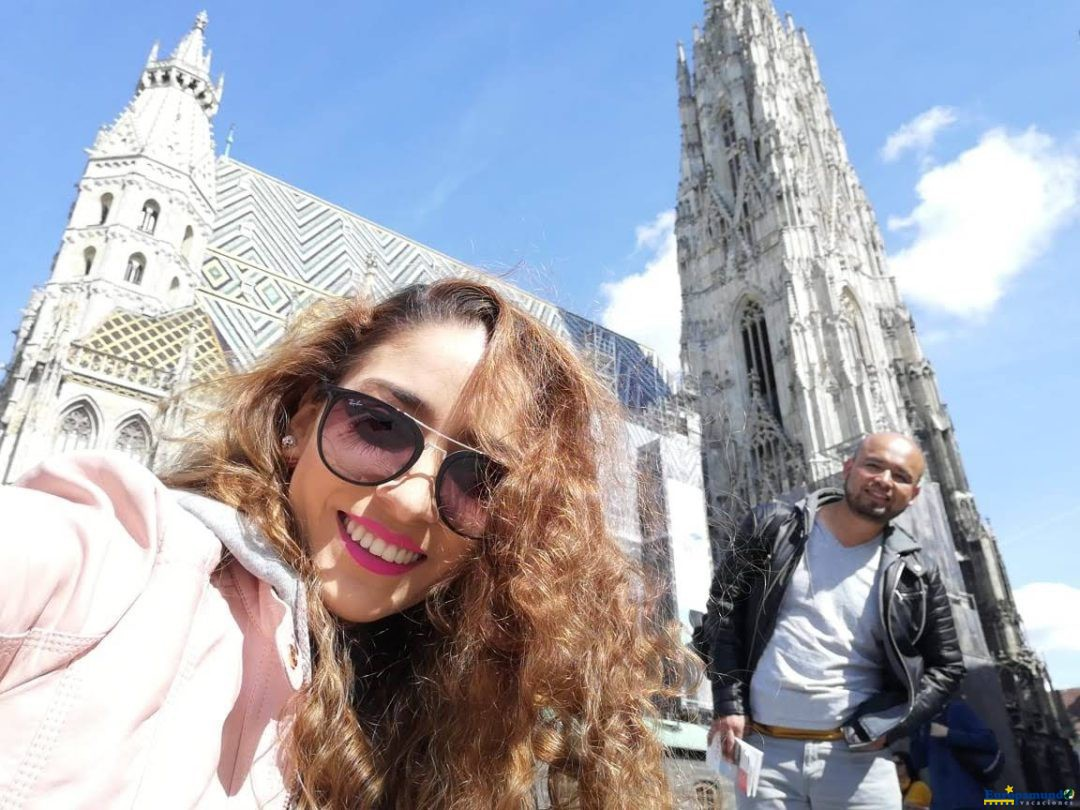 Stephansplatz Cathedral Wien, Austria