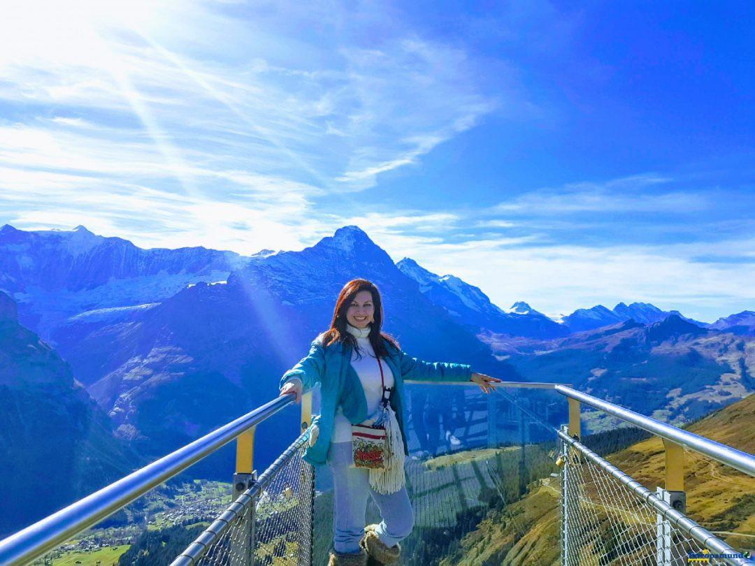Grindelwald ,paraiso en la tierra.