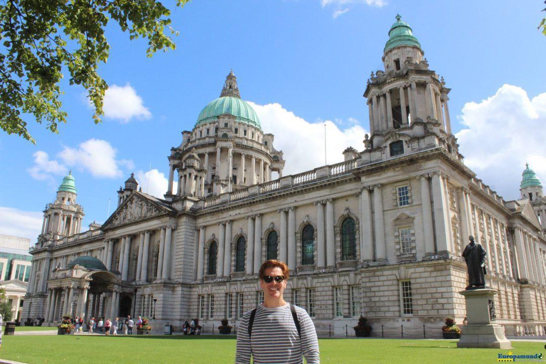 Belfast Irlanda de Norte