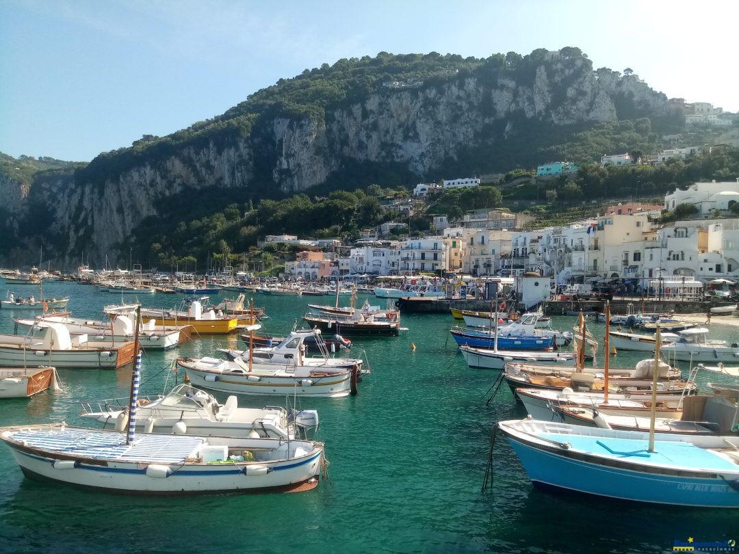 Muelle de Capri