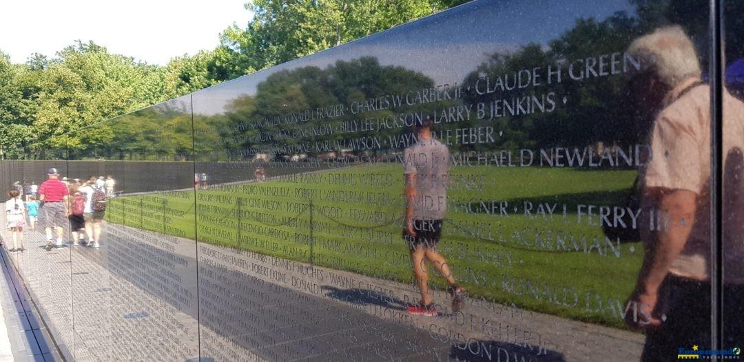 Memorial caídos en Vietnam