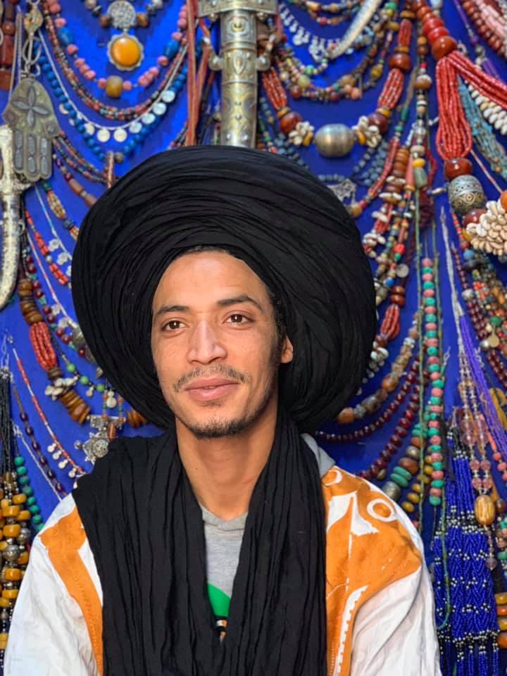 Mercaderes de Marruecos