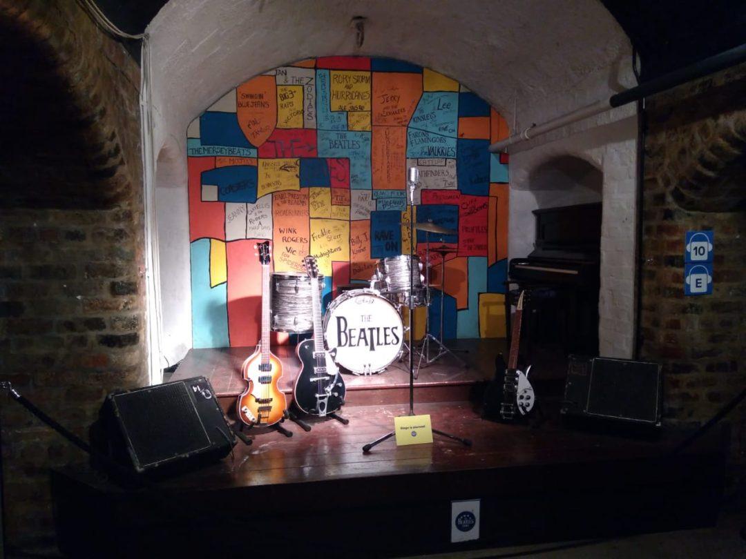 El sótano de la música
