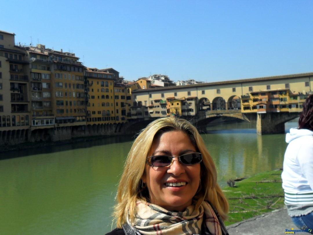 Me apaixonei por Florencia – Itália