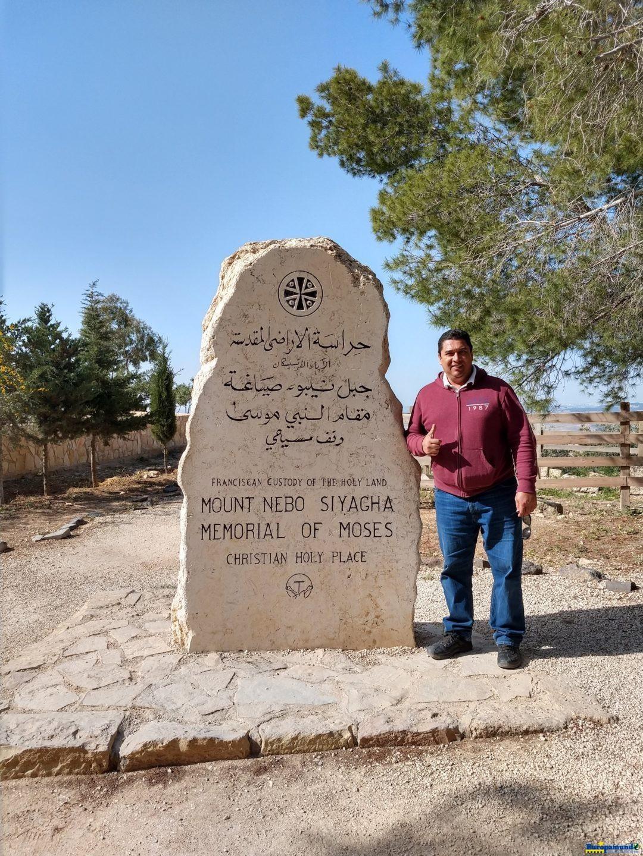 MONUMENTO A MOISES EN JORDANIA